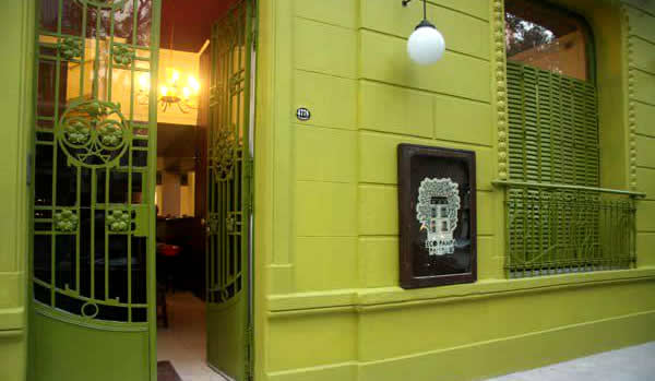 Ecopampa Hostel Hostels Palermo Buenos Aires Hoteles
